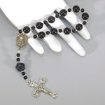 Blue Goldstone 1-Decade Rosary