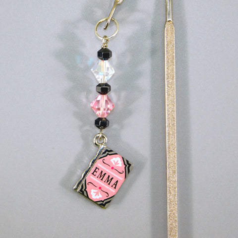 Swarovski Jane Austen Bookmark