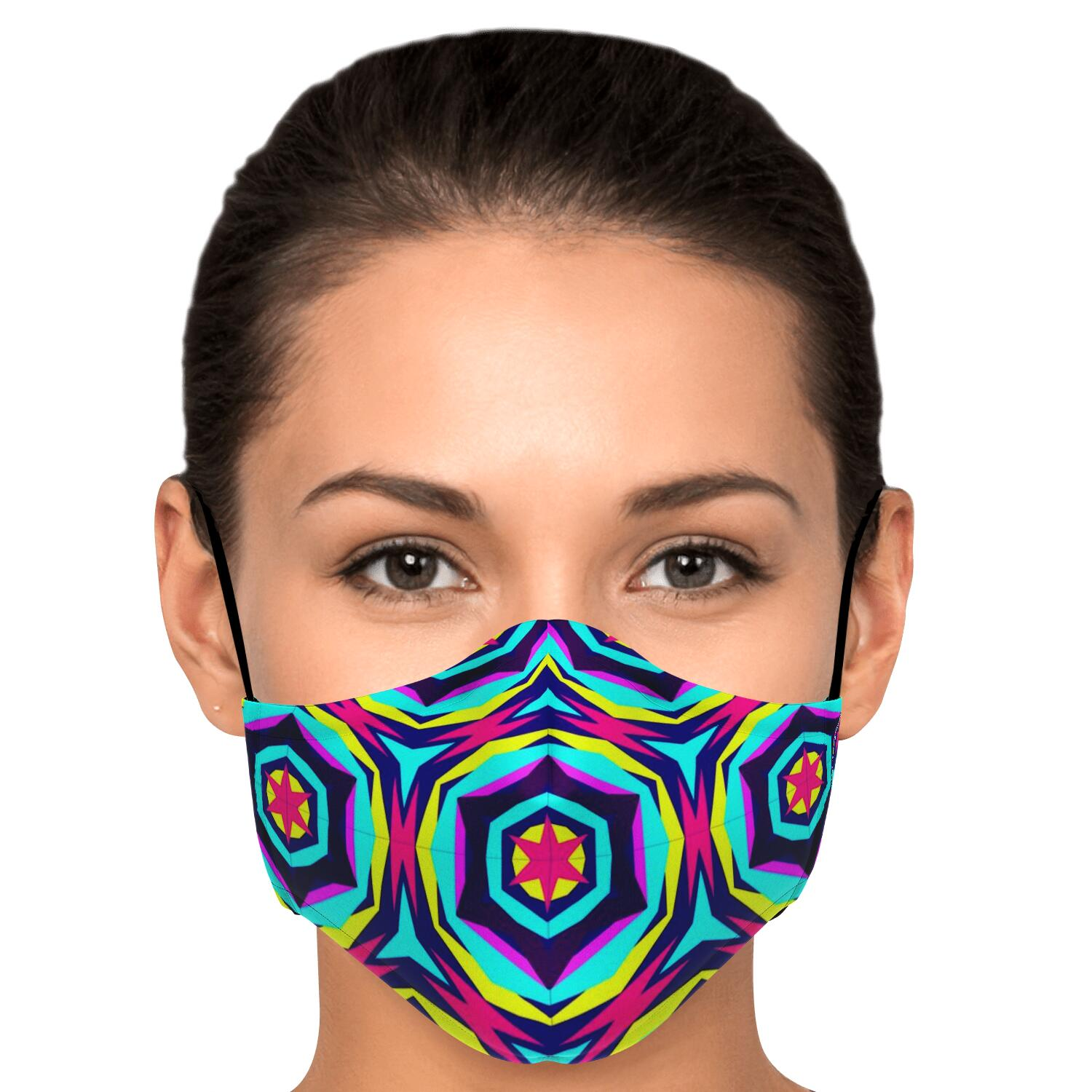 Kaleidoscope Mask