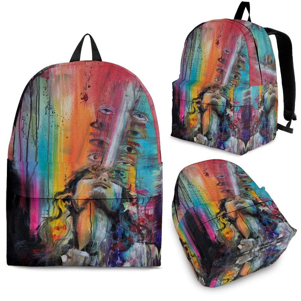 Inside My Spirituality - Backpack Backpack Backpack / Adult (Ages 13+)