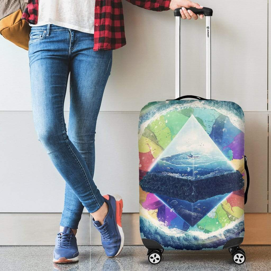 Pyramid Luggage Cover Luggage Cover