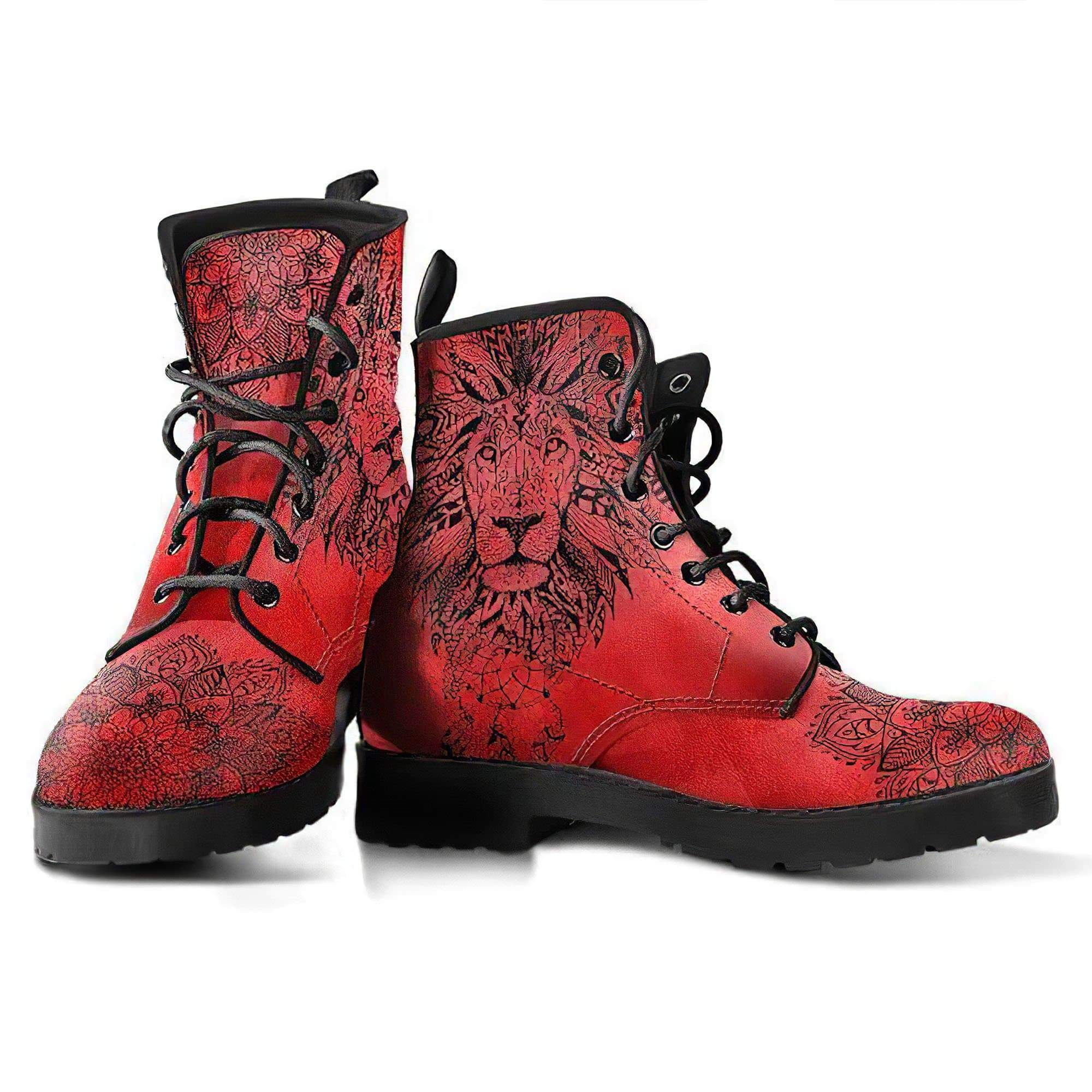 Red Lion Handcrafted Boots Women's Leather Boots