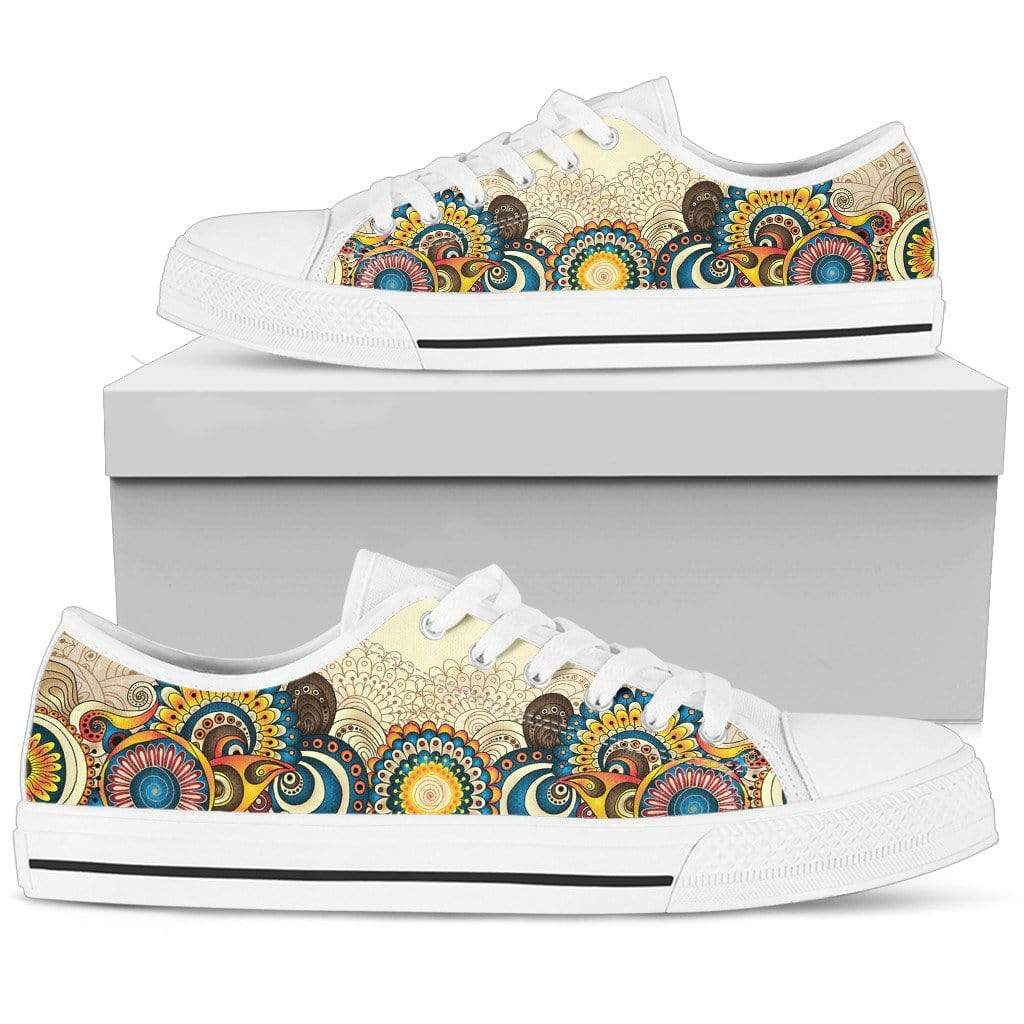 Simple Stylish Low Top Shoes Women's Low Top Shoe Women's Low Top Shoe / US5.5 (EU36)