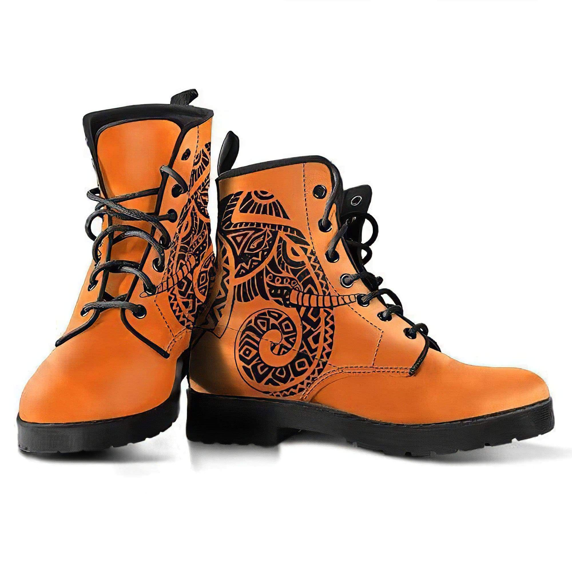 Tribal Totem 2 Women's Boots Vegan Friendly Leather Women's Leather Boots