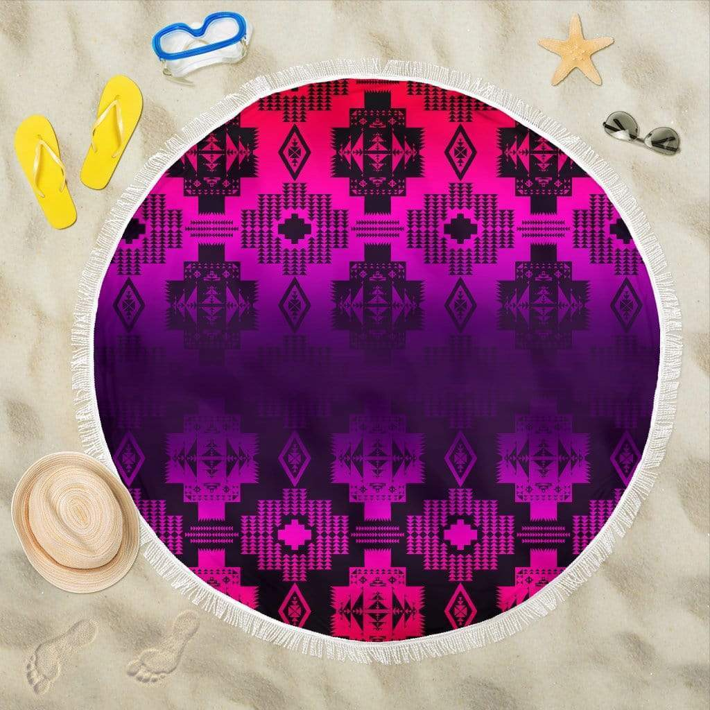Twilight Battle Pink Beach Blanket Beach Blanket Twilight Battle Pink Beach Blanket