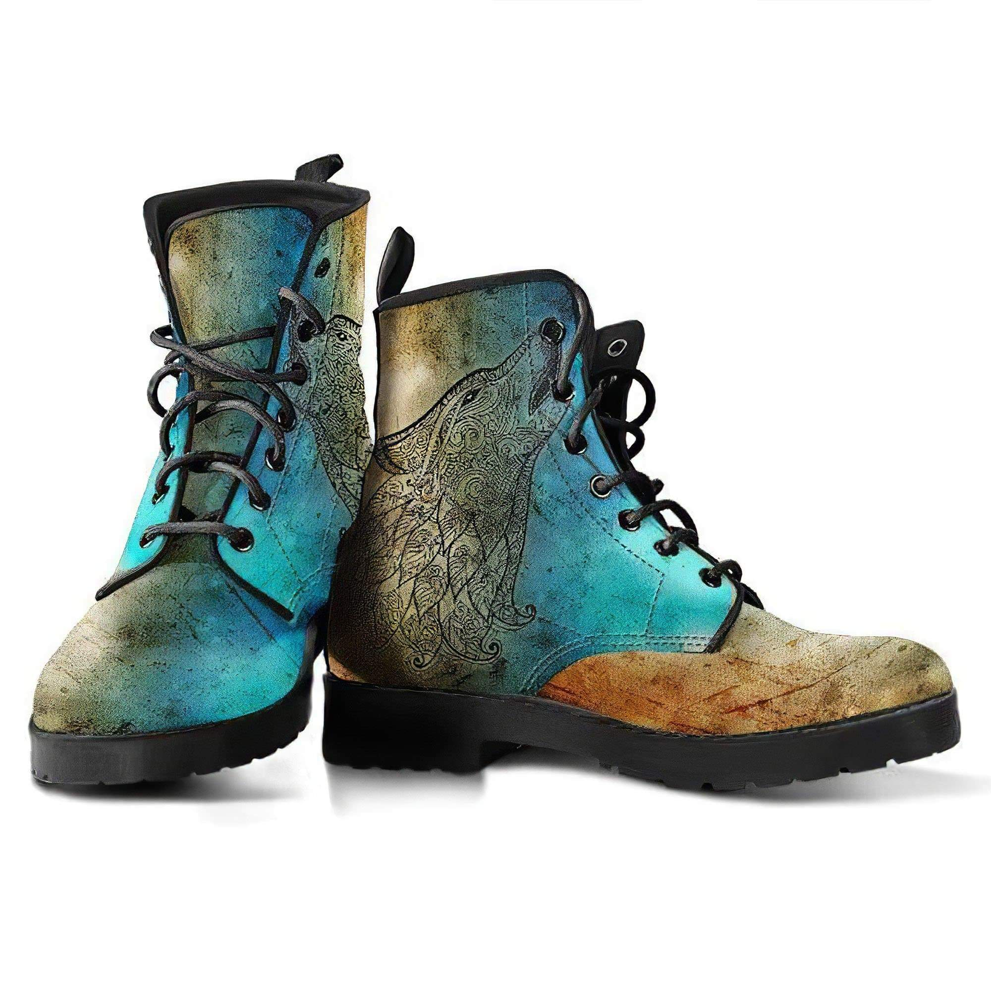 Wolf Handcrafted Boots Women's Leather Boots