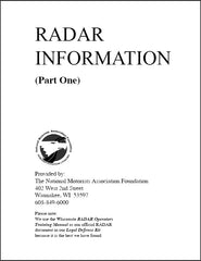 Radar Operator Training Manual - Part 1