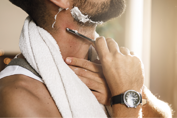 Exfoliating for the Perfect Shave