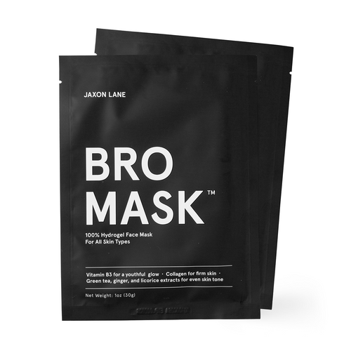 How To Build the Ultimate Anti-Aging Skincare Routine | Bro Mask