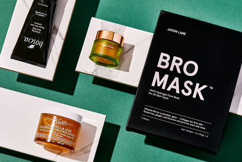 Gear Patrol Best Face Mask for Men Jaxon Lane Bro Mask