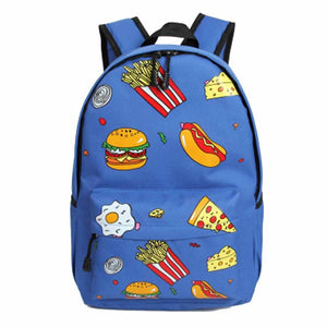 Junk Food Backpack