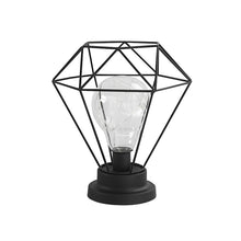 Edison Diamond Lamp