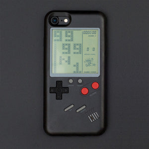 Retro Playable Soft Case for iPhone