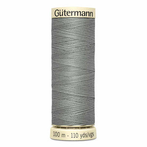 GUTERMANN Fil Sew-All MCT 100m - greymore