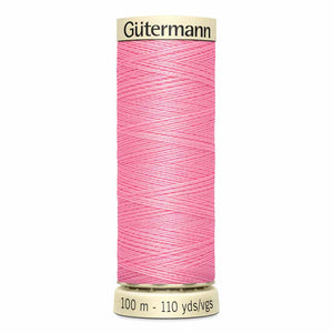 GUTERMANN Fil Sew-All MCT 100m - rose aube