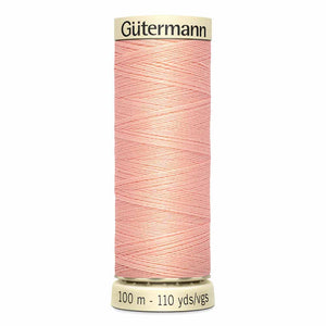 GÜTERMANN MCT Sew-All Thread 100m - Tea Rose