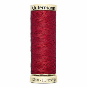 GÜTERMANN MCT Sew-All Thread 100m - CHili Red