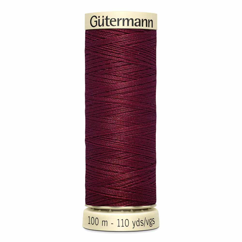 GÜTERMANN MCT Sew-All Thread 100m - Maroon