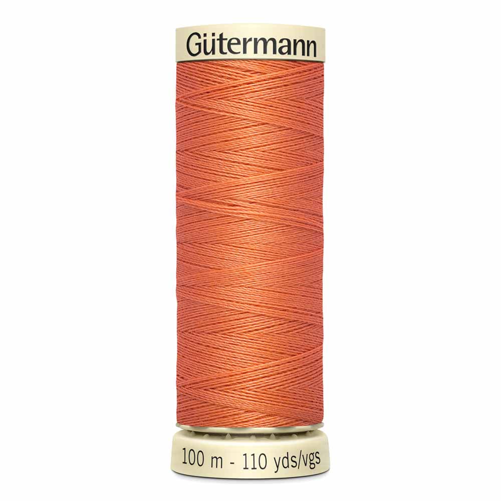 GÜTERMANN MCT Sew-All Thread 100m - Dark Orange