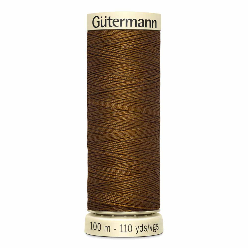 GÜTERMANN MCT Sew-All Thread 100m - Mink Brown