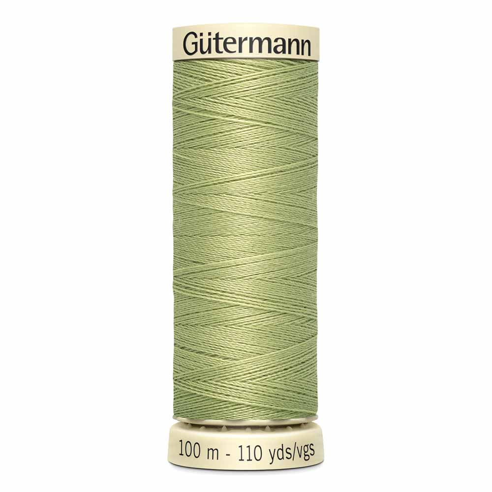 GÜTERMANN MCT Sew-All Thread 100m - Mist Green