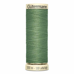GÜTERMANN MCT Sew-All Thread 100m - Khaki Green