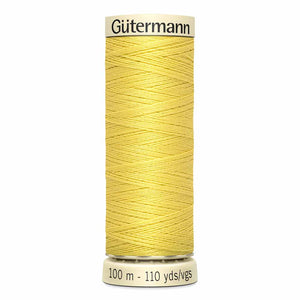 GÜTERMANN MCT Sew-All Thread 100m - Mimosa