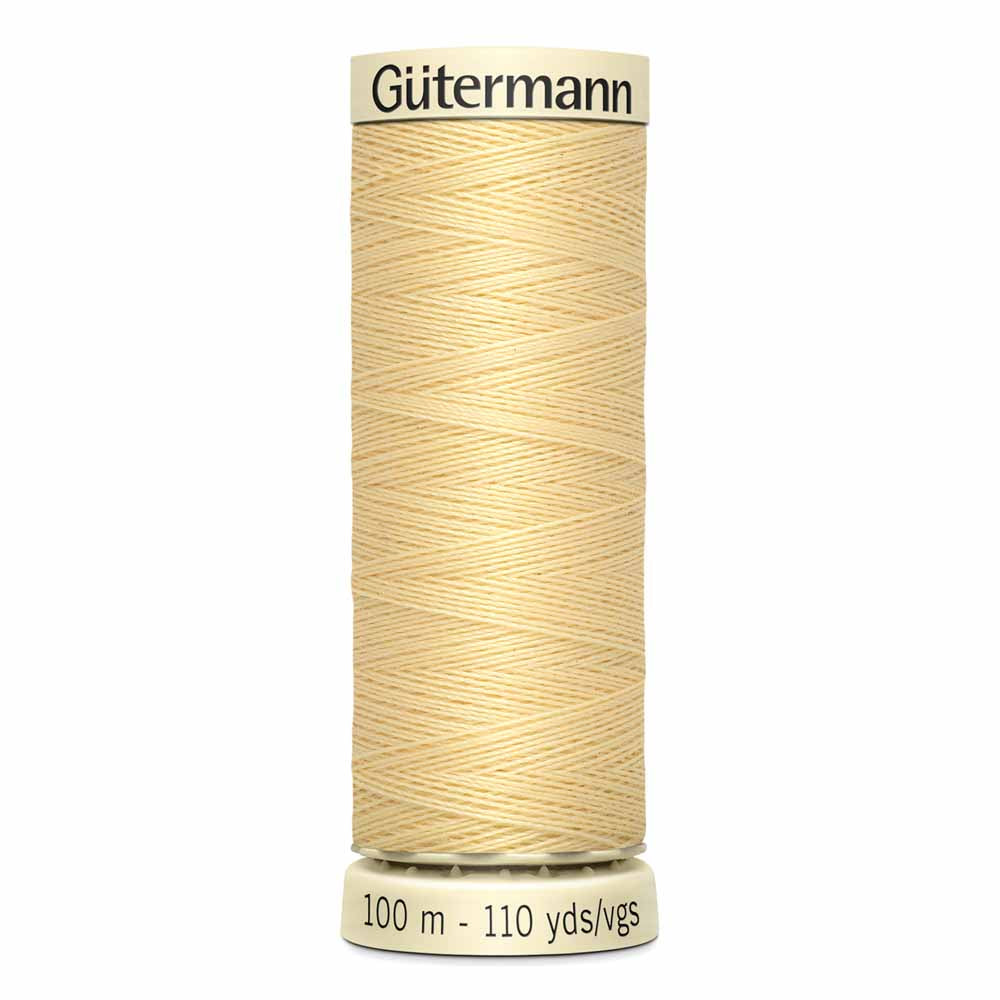 GÜTERMANN MCT Sew-All Thread 100m - Canary