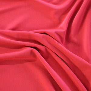 Jersey de polyester rouge