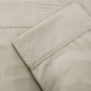 Ensemble de draps perles - King