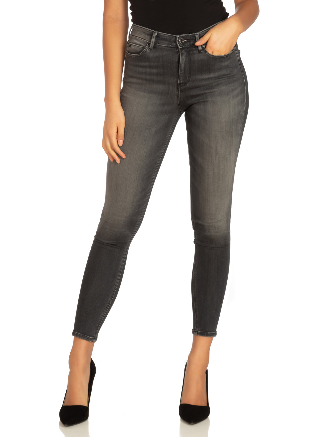 Jeans skinny noir Guess