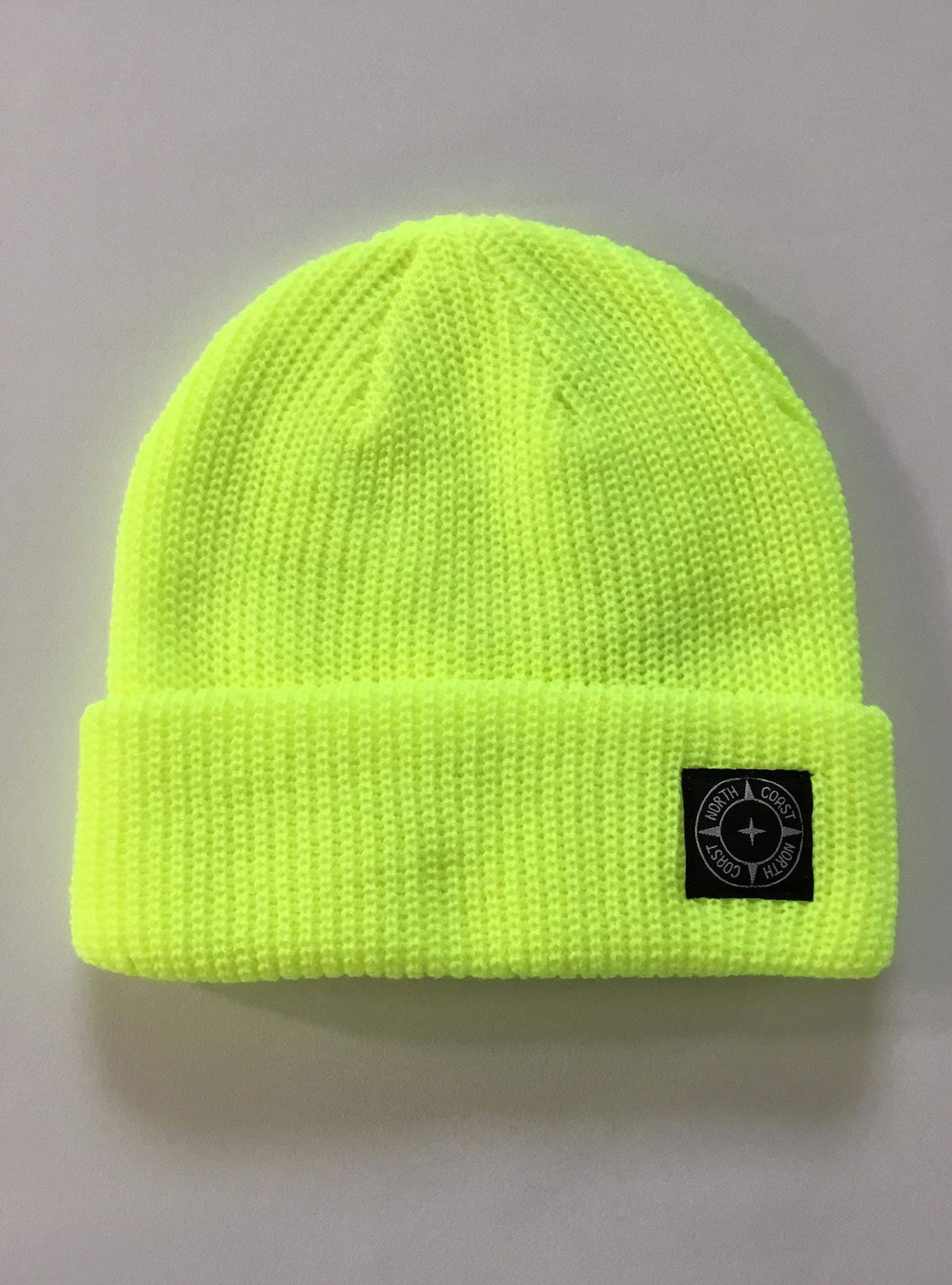 Tuque lime Northcoast