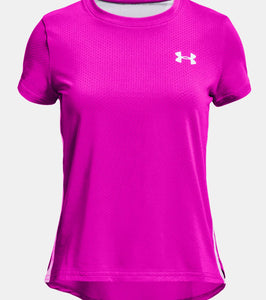 Chandail rose Under Armour