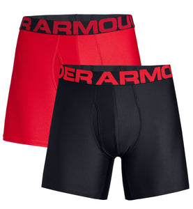 Ensemble de boxers rouges et noirs Under Armour