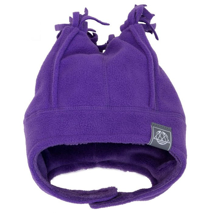 Tuque violet Calikids