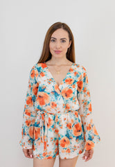 Spring Bloom Romper