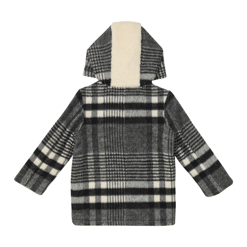 Peter Parker Coat - Glam Plaid