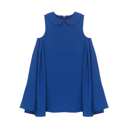 Layla Dress - Ultramarine