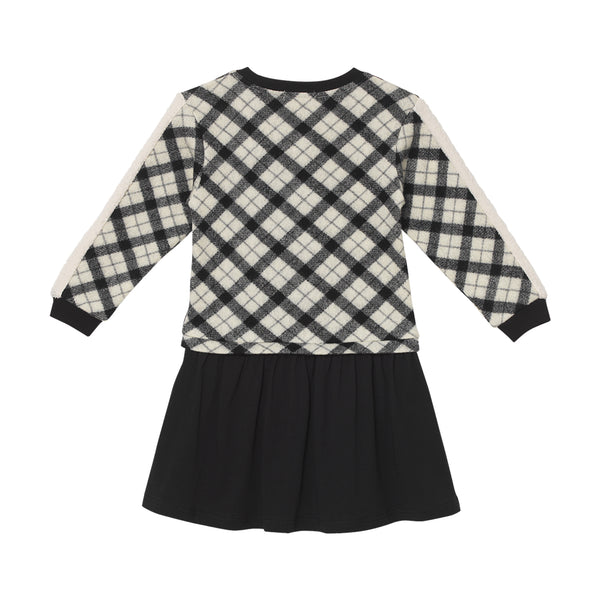 Winona Dress - Woolen Plaid