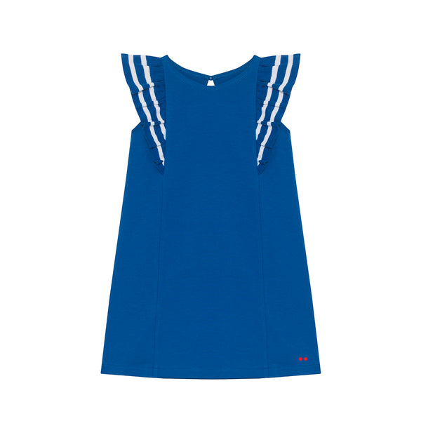 Nina Dress - Ultramarine