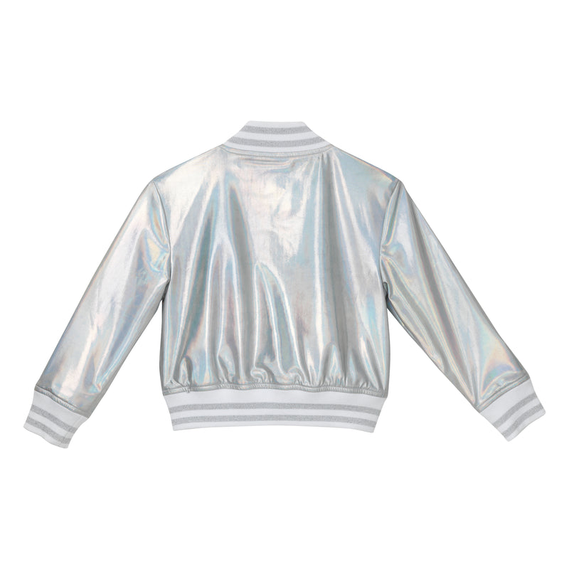Doc Bomber Jacket - Holographic