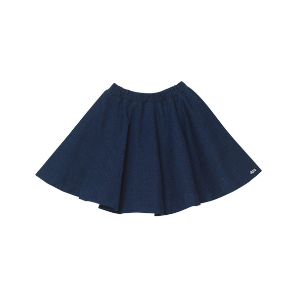 Megan Skirt - Denim Blue