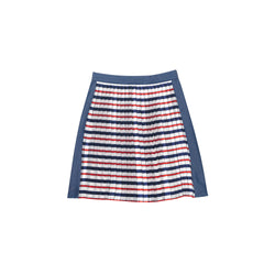 Crawford Skirt - Denim Blue
