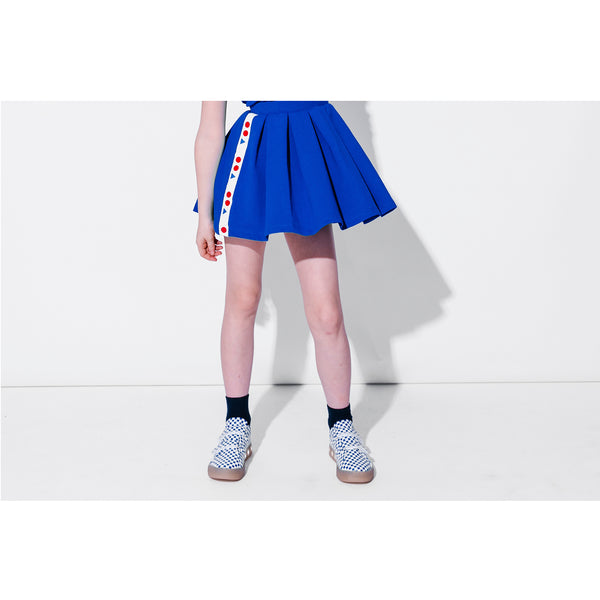 Megan Skirt - Ultramarine