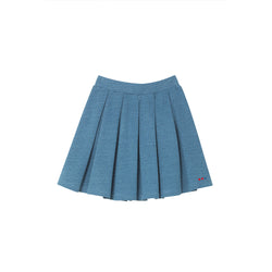 Megan Skirt - Light Denim