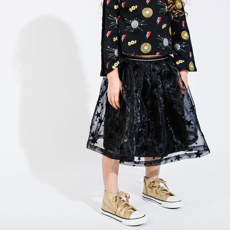 Party Skirt - Starry Organza