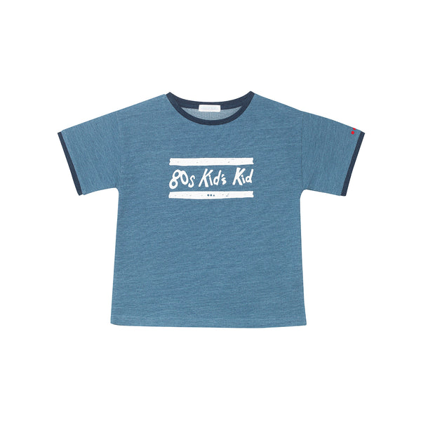 McFly T-Shirt - Light Denim