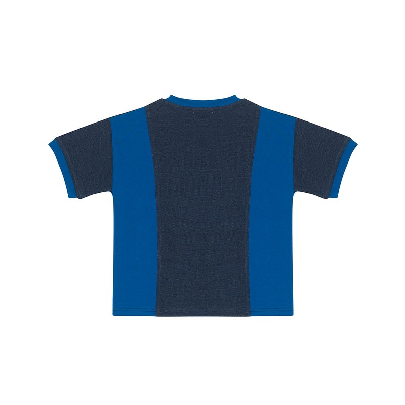 Robbie T-Shirt - Ultramarine / Denim