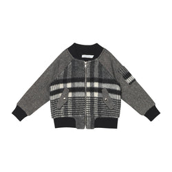 Ryder Jacket - Glam Plaid