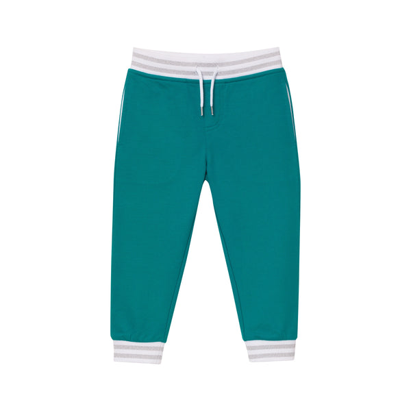 J. Fox Jersey Pants - Teal